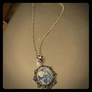 Necklace with Angel pendant